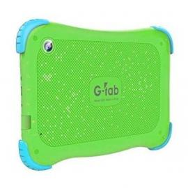 G-Tab Q4 7 inch Tablet - Android 9.0 Go Tablet PC with 16 GB Storage, Quad Core Processor, HD IPS Display, Dual Cameras, WiFi, Bluetooth - Android Tablet, Green