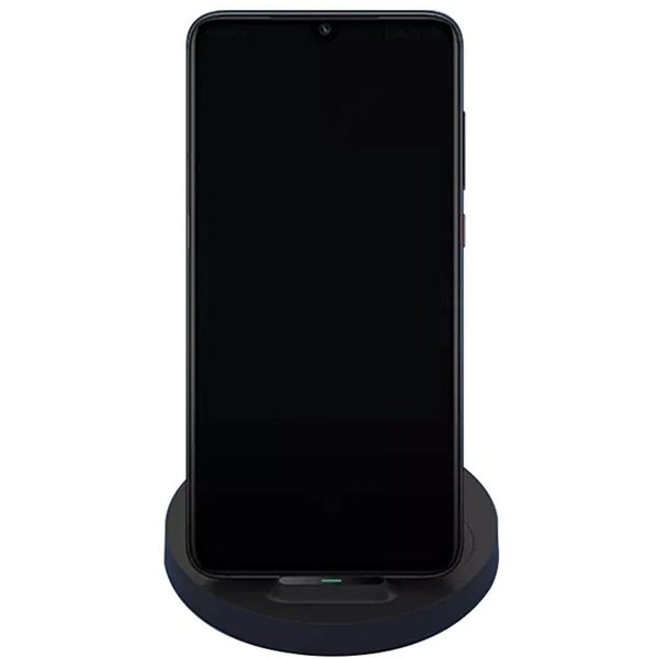 Xiaomi 20W Vertical Wireless Charger Flash Charging Stand Holder Horizontal for iPhone, Samsung, Oneplus QI Enabled Devices