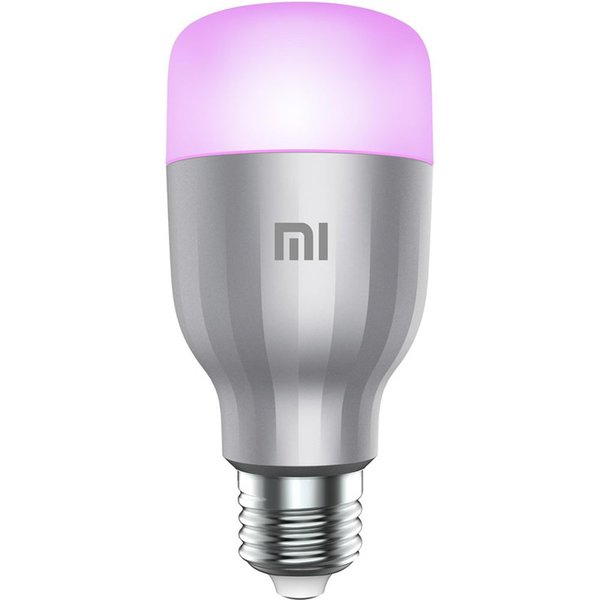 Xiaomi Mi Led Smart Bulb E27 with Alexa and Google Assistant, White, MJDP02YL